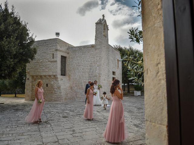 Il matrimonio di Rosamaria e Matteo a Cisternino, Brindisi 12