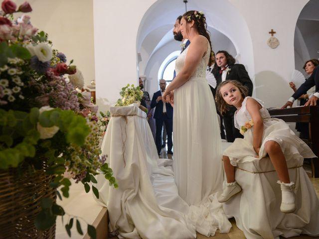 Il matrimonio di Rosamaria e Matteo a Cisternino, Brindisi 16