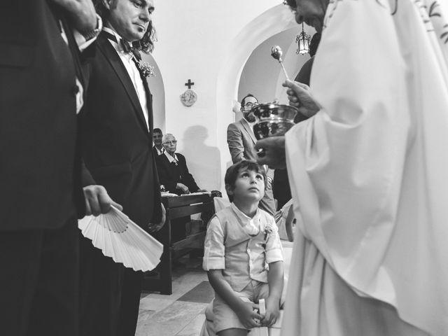 Il matrimonio di Rosamaria e Matteo a Cisternino, Brindisi 17