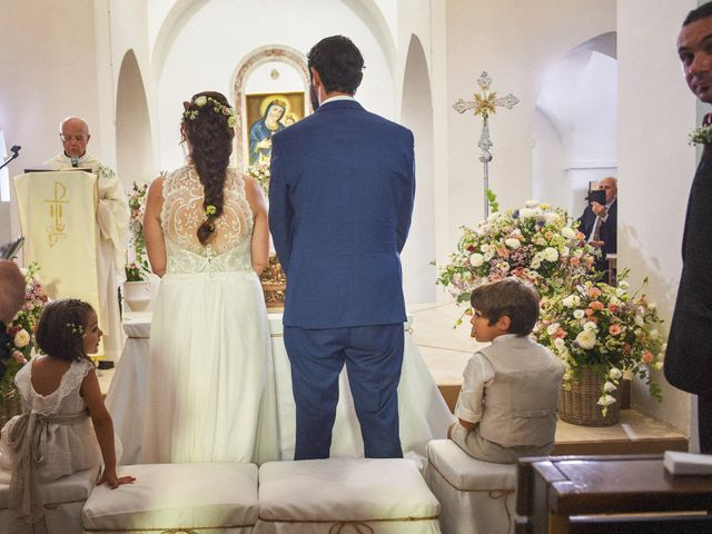 Il matrimonio di Rosamaria e Matteo a Cisternino, Brindisi 18