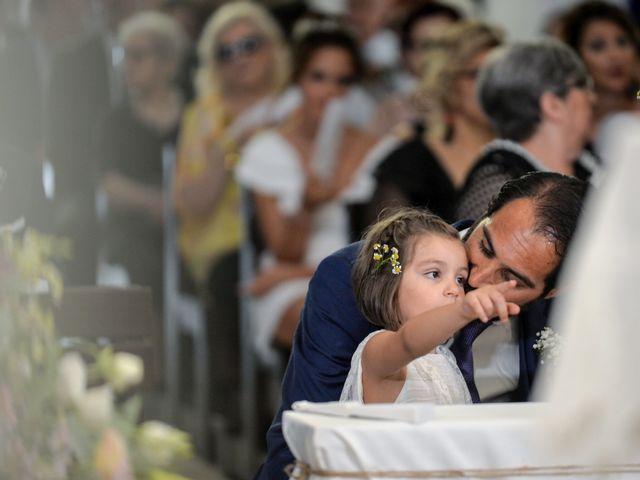 Il matrimonio di Rosamaria e Matteo a Cisternino, Brindisi 22