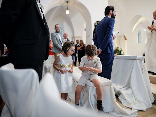 Il matrimonio di Rosamaria e Matteo a Cisternino, Brindisi 23