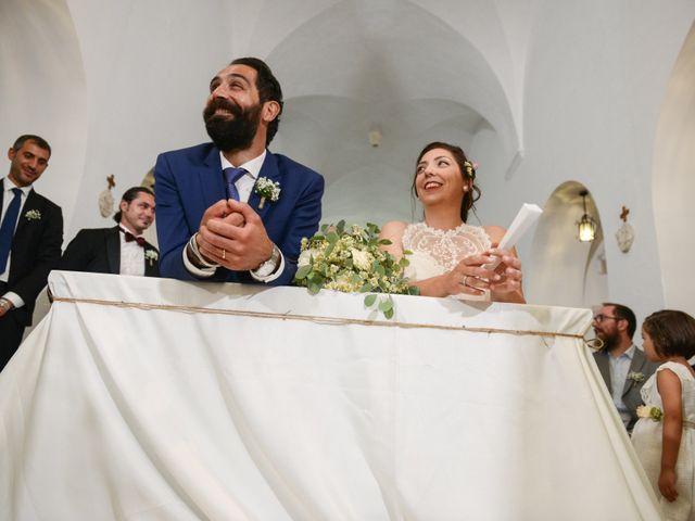 Il matrimonio di Rosamaria e Matteo a Cisternino, Brindisi 24