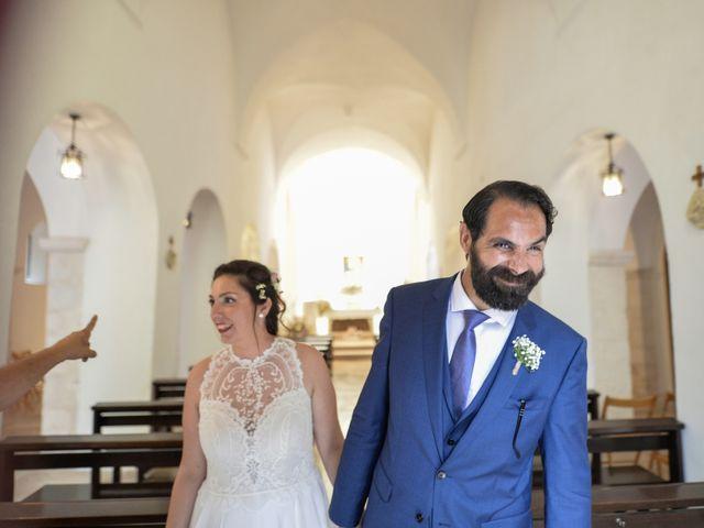 Il matrimonio di Rosamaria e Matteo a Cisternino, Brindisi 25