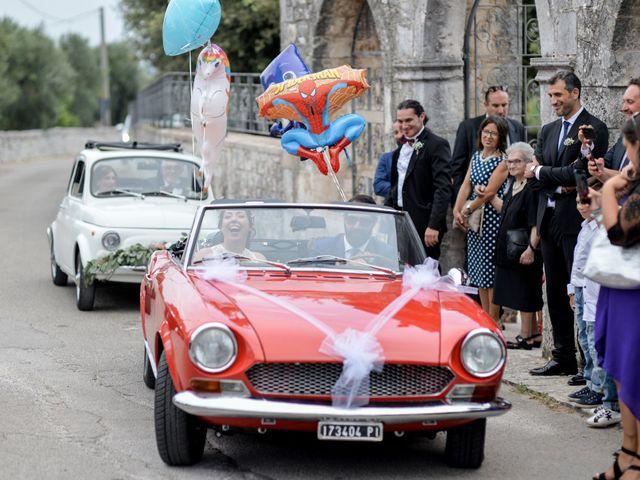 Il matrimonio di Rosamaria e Matteo a Cisternino, Brindisi 26