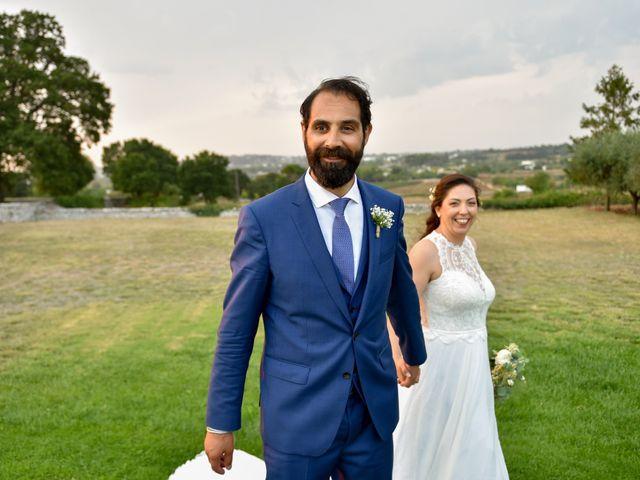 Il matrimonio di Rosamaria e Matteo a Cisternino, Brindisi 31