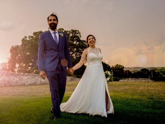 Il matrimonio di Rosamaria e Matteo a Cisternino, Brindisi 33