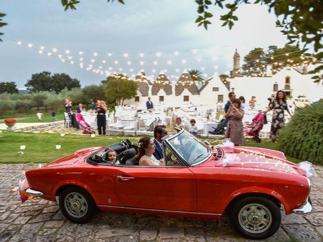 Il matrimonio di Rosamaria e Matteo a Cisternino, Brindisi 34