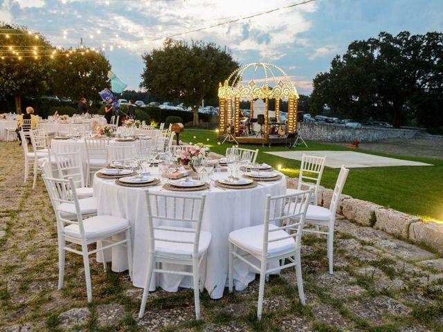 Il matrimonio di Rosamaria e Matteo a Cisternino, Brindisi 35