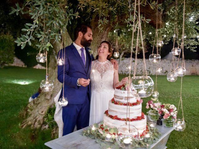 Il matrimonio di Rosamaria e Matteo a Cisternino, Brindisi 42