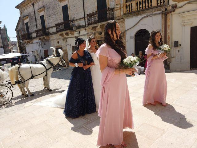 Il matrimonio di Antonio e Valentina  a Mesagne, Brindisi 3