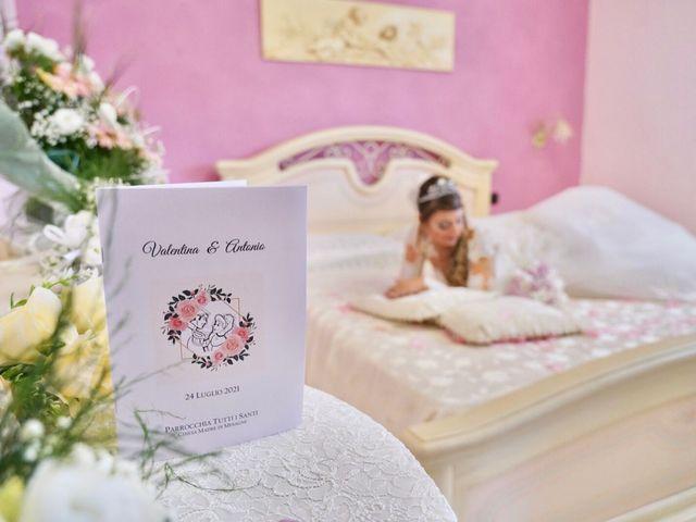 Il matrimonio di Antonio e Valentina  a Mesagne, Brindisi 6