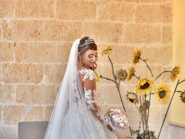 Il matrimonio di Antonio e Valentina  a Mesagne, Brindisi 8