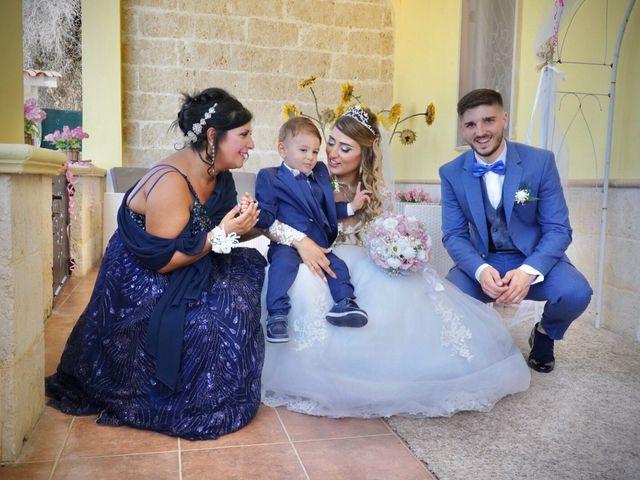 Il matrimonio di Antonio e Valentina  a Mesagne, Brindisi 23