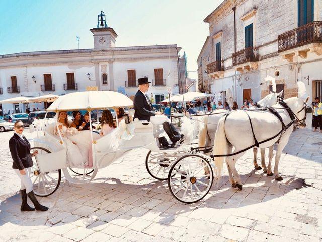 Il matrimonio di Antonio e Valentina  a Mesagne, Brindisi 28