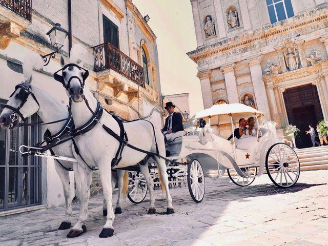 Il matrimonio di Antonio e Valentina  a Mesagne, Brindisi 29