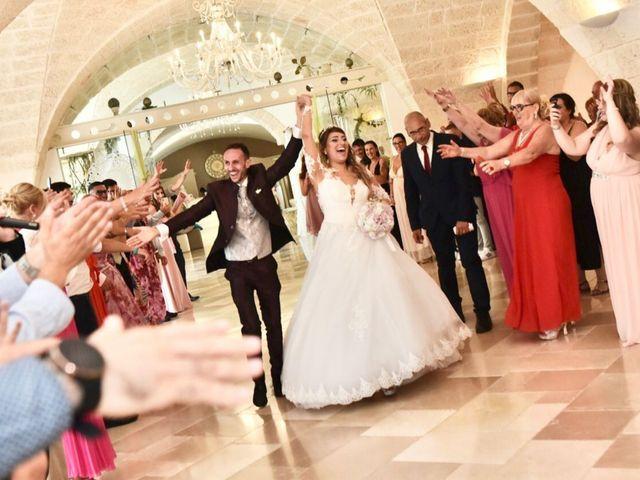 Il matrimonio di Antonio e Valentina  a Mesagne, Brindisi 37