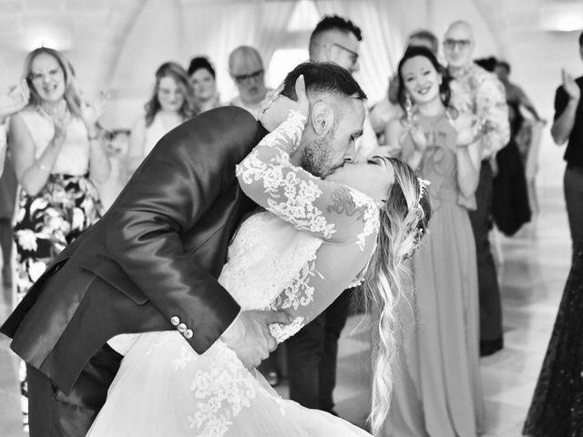 Il matrimonio di Antonio e Valentina  a Mesagne, Brindisi 38