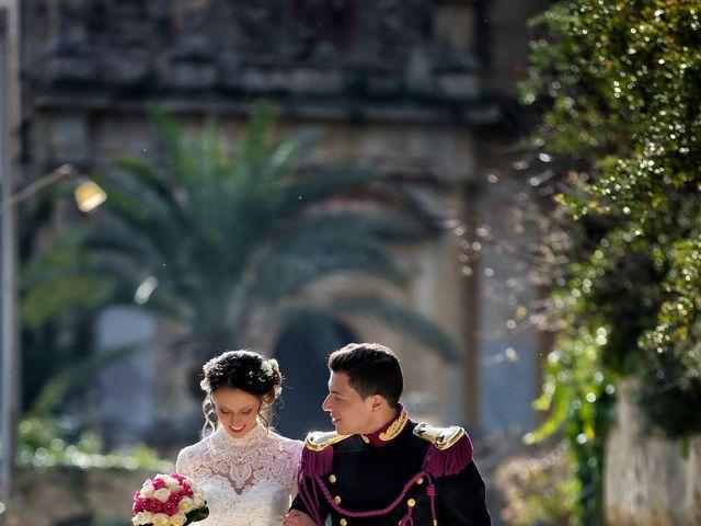 Il matrimonio di Carmelo e Sveva a Noto, Siracusa 15