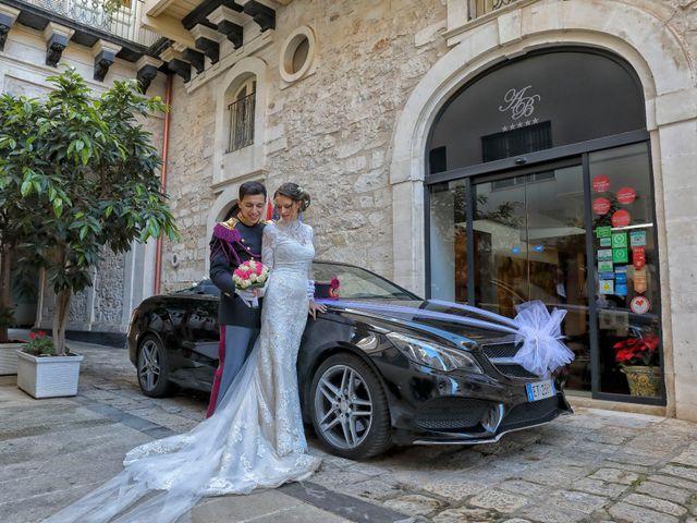 Il matrimonio di Carmelo e Sveva a Noto, Siracusa 21