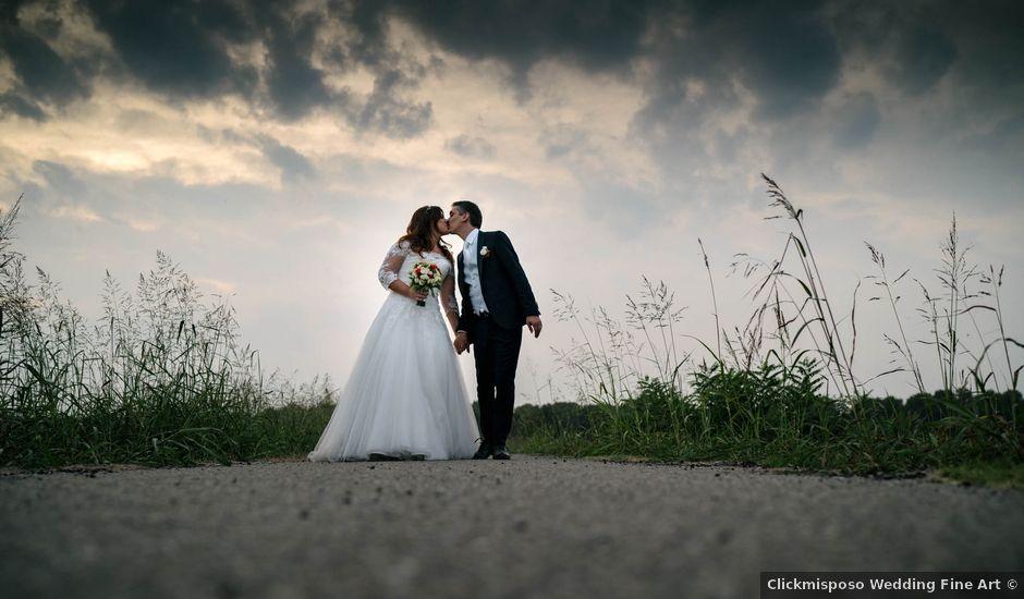 Il matrimonio di Davide e Michela a Collecchio, Parma