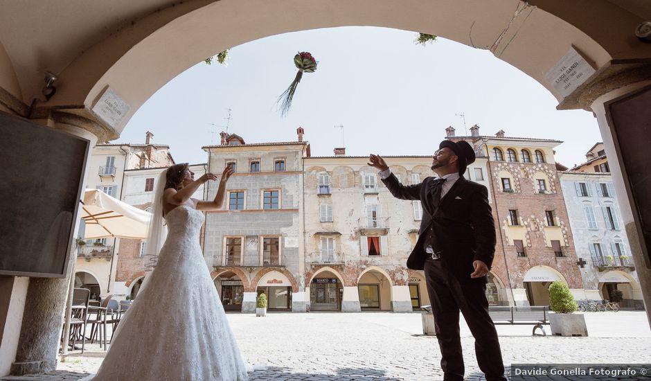 Il matrimonio di Marco e Federica a Pinerolo, Torino