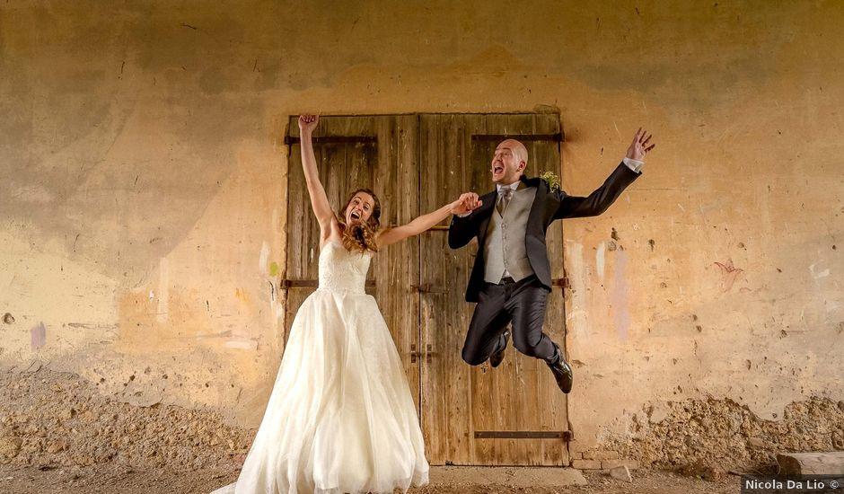 Il matrimonio di Daniele e Federica a Giavera del Montello, Treviso