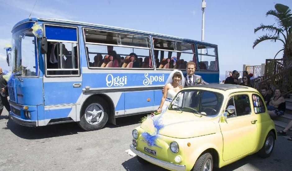 Il matrimonio di Filippo  e Patrizia  a Gioiosa Marea, Messina