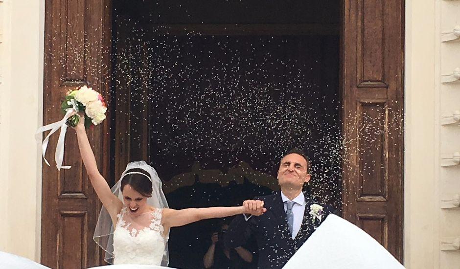 Il matrimonio di Paride e Elisa a Albignasego, Padova