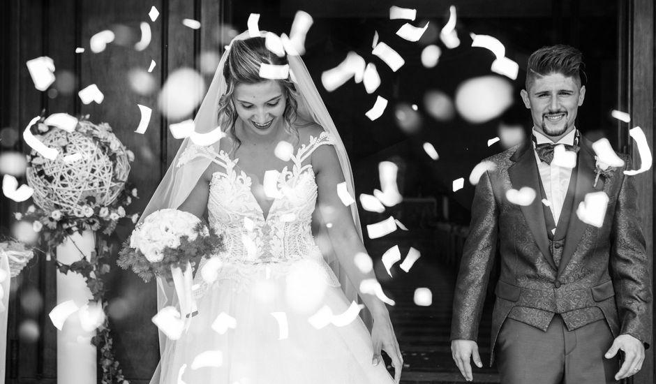 Il matrimonio di Claude  e Alessia a Fabriano, Ancona