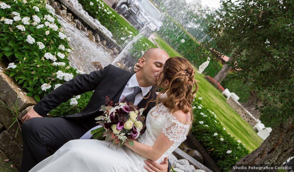 Il matrimonio di Marco e Miriam a Canegrate, Milano