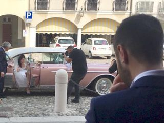 Le nozze di Roberta e Giuliano 1