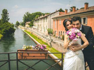 Le nozze di Parisa e Cristian