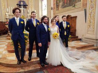 Le nozze di Samantha  e Vincenzo  1