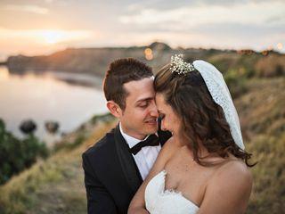 Le nozze di Valentina e Graziano