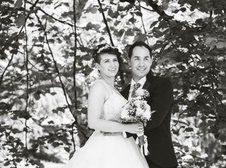 Le nozze di Hillary e Stefano