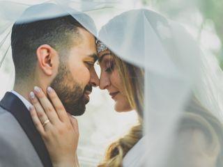 Le nozze di Raffaele e Roberta
