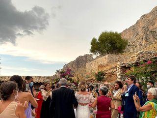 Le nozze di Paola e Germain 2