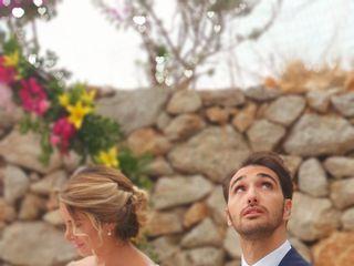 Le nozze di Paola e Germain 3