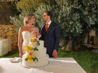 Le nozze di Paola e Germain