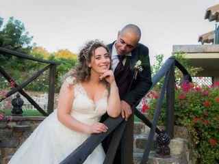 Le nozze di Ilenia e Damiano