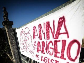 Le nozze di Anna e Angelo 1