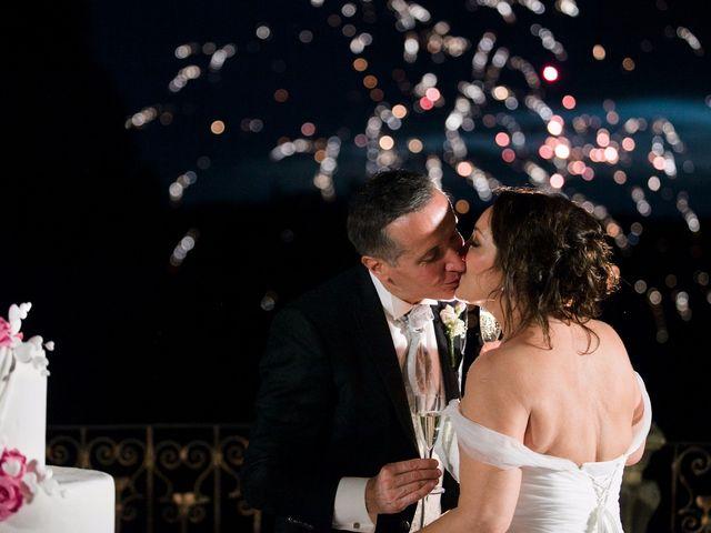 Le nozze di Patrizia e Roberto