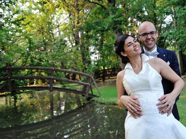 Le nozze di Alessandra e Enrico
