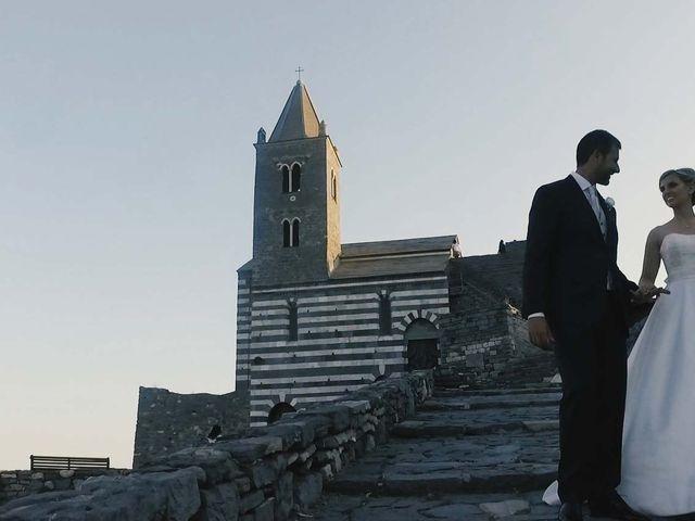 Il matrimonio di Matteo e Laura a Portovenere, La Spezia 7