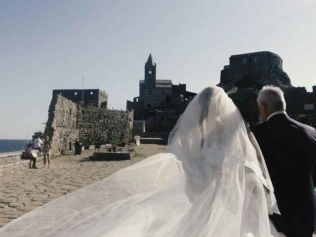 Il matrimonio di Matteo e Laura a Portovenere, La Spezia 9