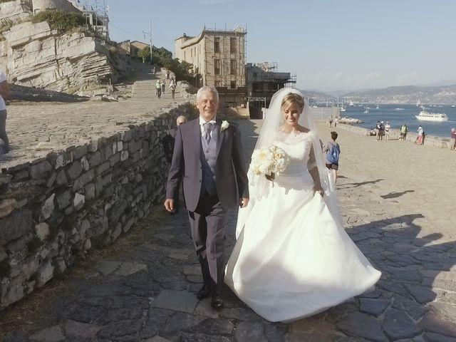 Il matrimonio di Matteo e Laura a Portovenere, La Spezia 18