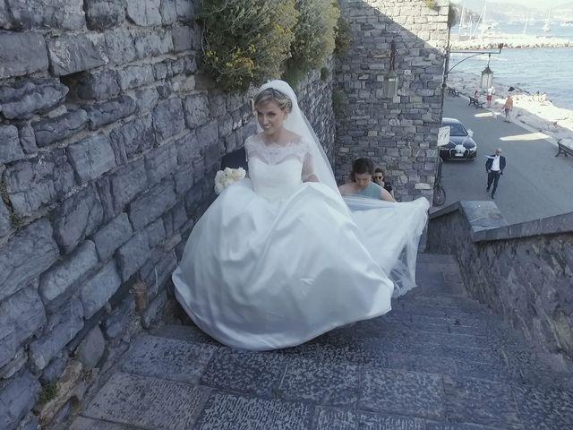 Il matrimonio di Matteo e Laura a Portovenere, La Spezia 19