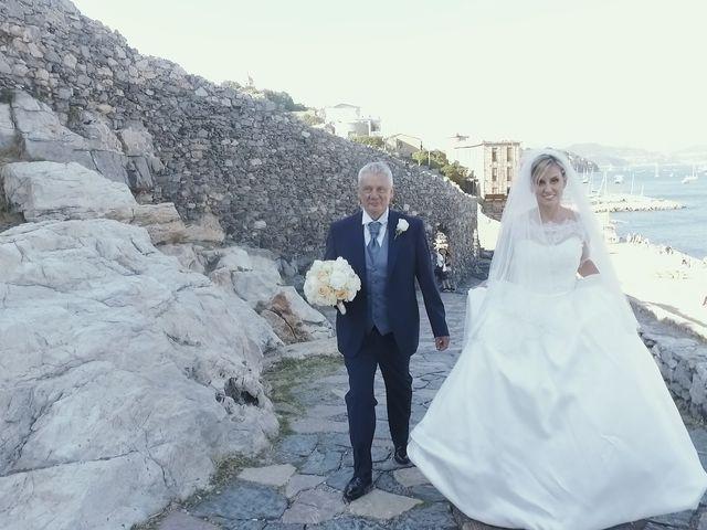 Il matrimonio di Matteo e Laura a Portovenere, La Spezia 20