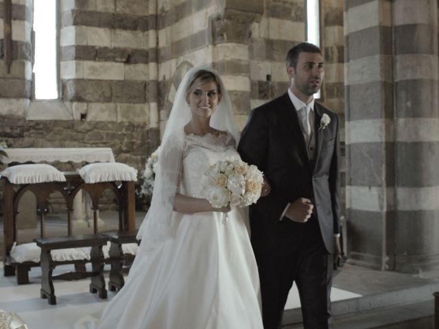 Il matrimonio di Matteo e Laura a Portovenere, La Spezia 21